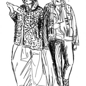 Ladies Sketch
